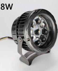 den-led-cot-nha-18w-chieu-roi-spotlight-ngoai-troi-chong-nuoc-ip65-dl-rc01