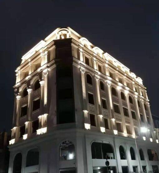 den-led-cot-nha-27w-chieu-roi-spotlight-ngoai-troi-chong-nuoc-ip65-dl-rc01-real