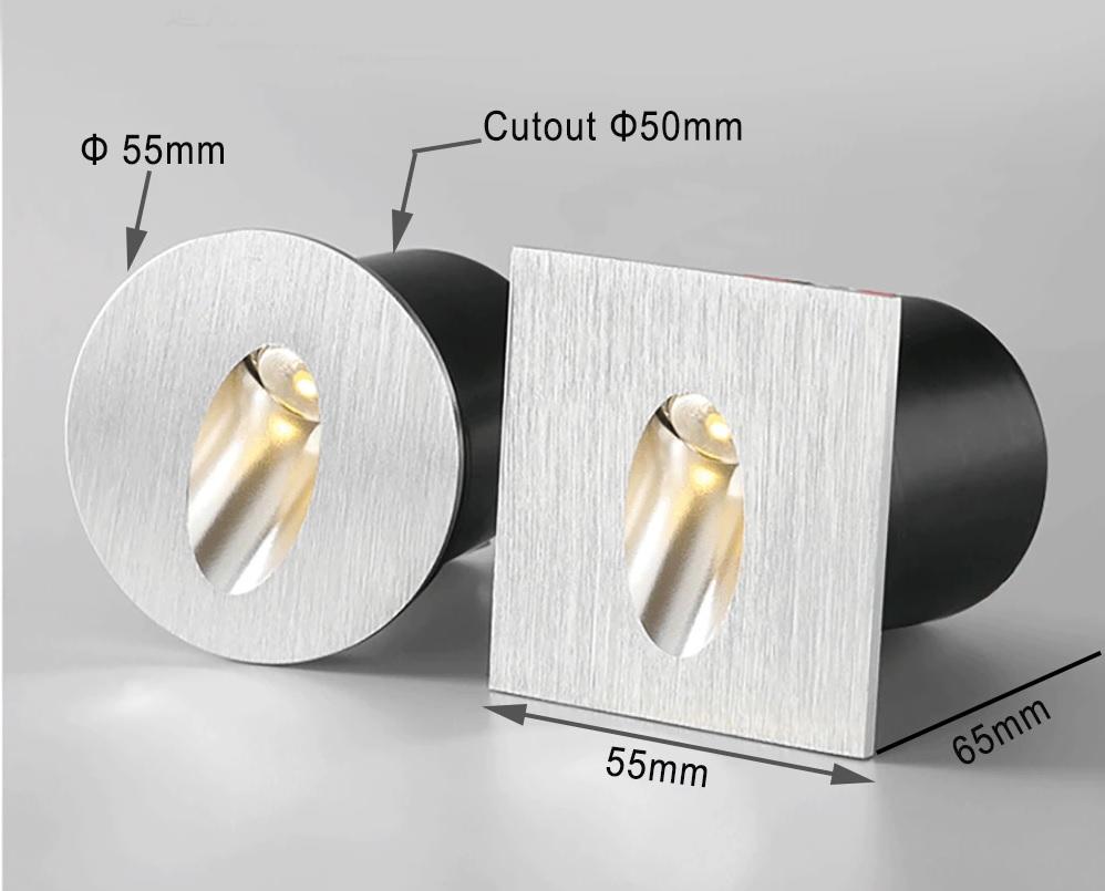 den-led-am-tuong-tron-bac-cau-thang-trong-nha-cao-cap-3w-dl-ct06-sizes