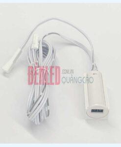 Cảm biến đóng mở tủ công tắc bật tắt đèn led 12v cao cấp DL-HW-V01T