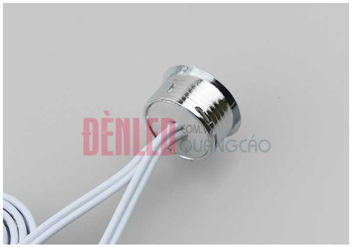 Công tắc cảm biến chạm tay tăng giảm sáng đèn led 12v cao cấp DL-HW01CT 1