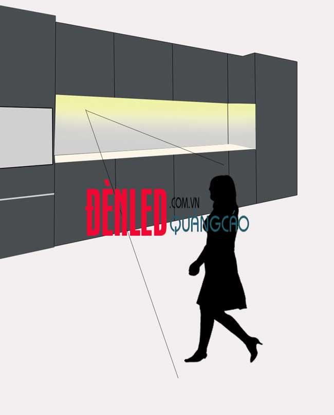 Công tắc cảm biến chuyển động đèn led 12v tủ bếp cao cấp DL-HW-V01P phạm vi ứng dụng