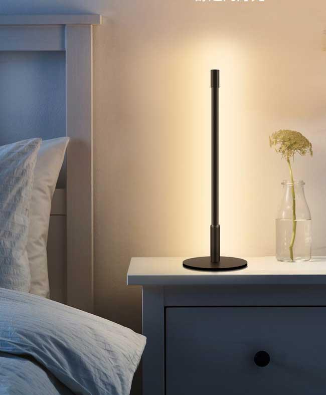 Đèn bàn hiện đại LED dimmer trang trí cao cấp TL-DN212
