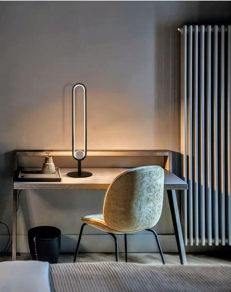 Đèn bàn hiện đại LED trang trí phòng ngủ cao cấp TL-DN213 -1