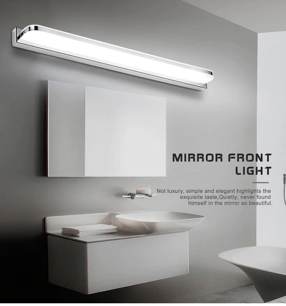 Đèn gương phòng tắm LED chống ẩm 36w dài 1100mm TL-RG004