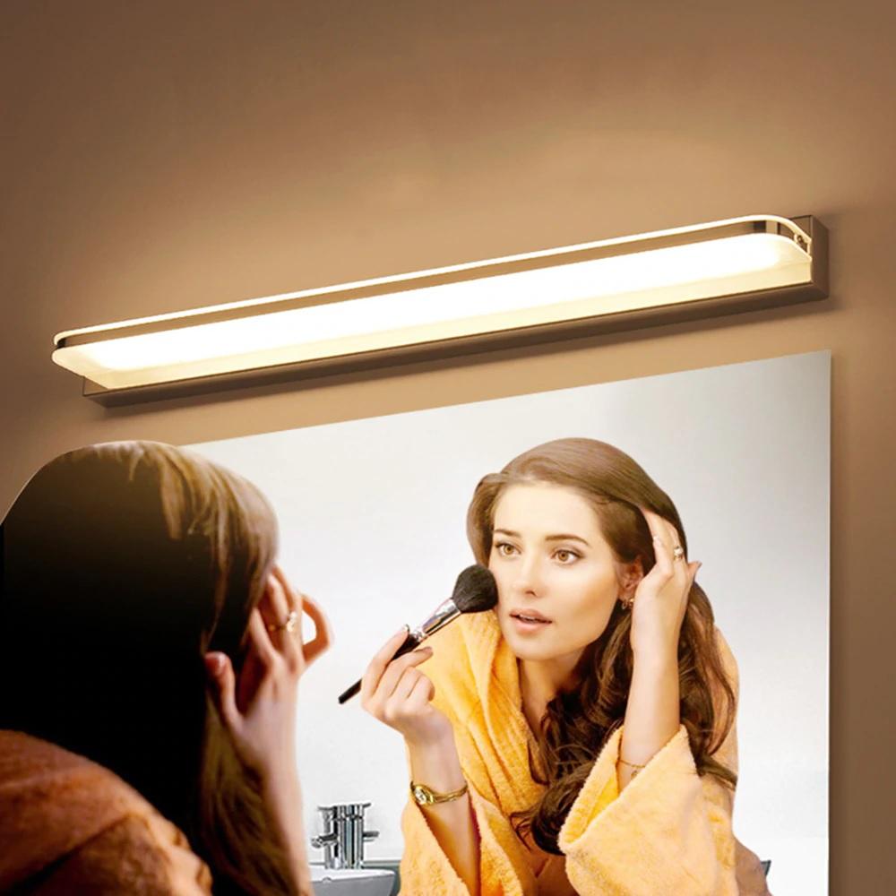 Đèn gương phòng tắm LED chống ẩm 16w dài 600mm TL-RG004