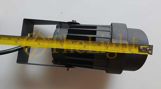 Đèn LED cắm đất chiếu rọi cây sân vườn ngoài trời chống nước IP65 DL-CC02-1