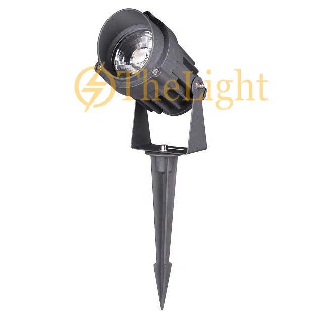 Đèn LED cắm đất chiếu rọi cây sân vườn ngoài trời chống nước IP65 DL-CC02