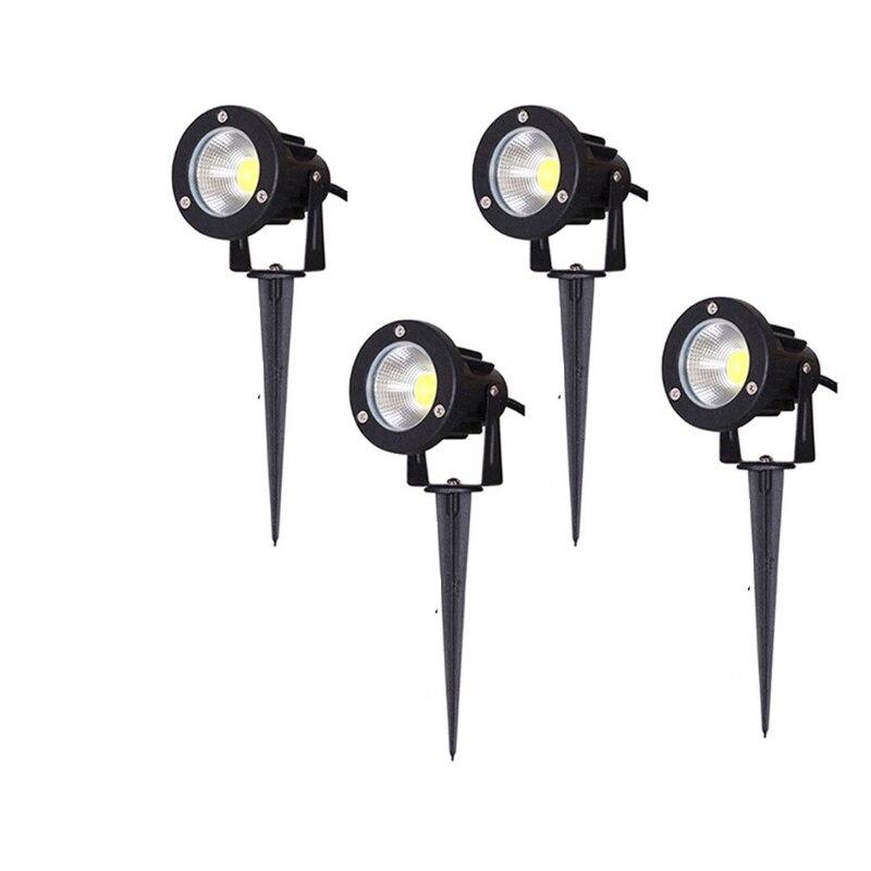 Đèn LED chiếu cây 5w sân vườn ngoài trời chống nước IP65 DL-CC01