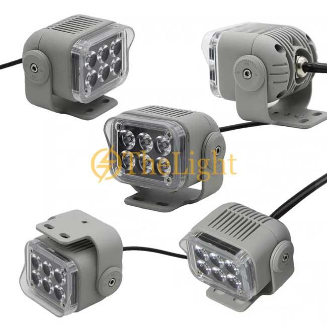 Đèn LED chiếu điểm ngoài trời chống nước IP65 9w cao cấp DL-CĐ01