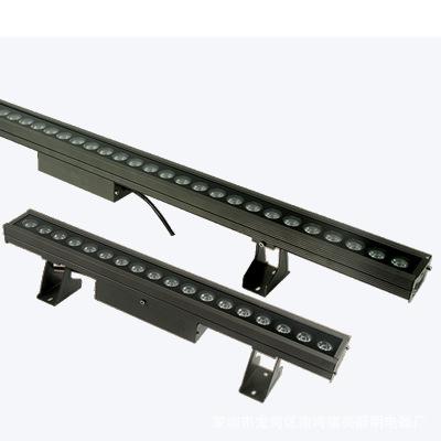 Đèn LED chiếu hắt ngoài trời chống nước dạng thanh nguồn 220v IP65 dài 50cm 9w DL-HT2401S