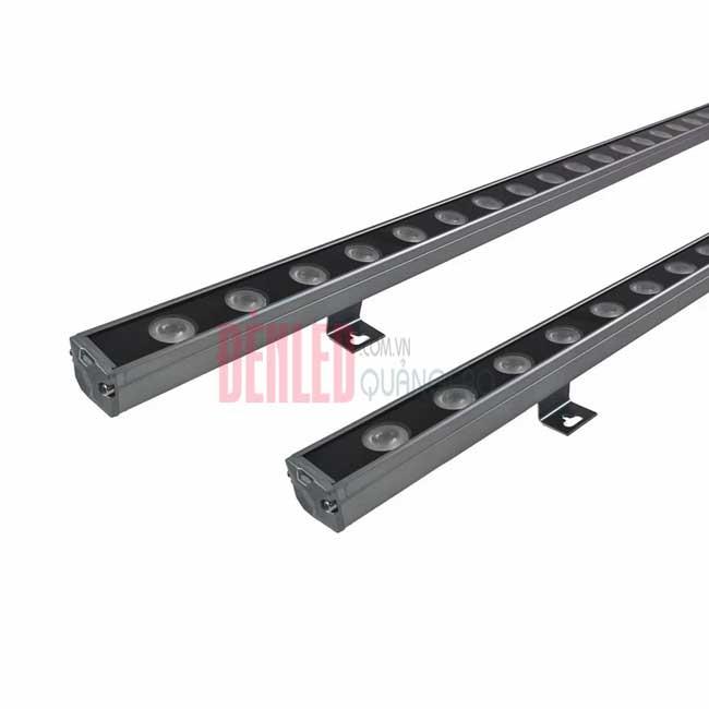 Đèn LED chiếu tường 24v 9w ngoài trời chống nước IP65 dạng thanh nhôm cao cấp DL-HT2401-2