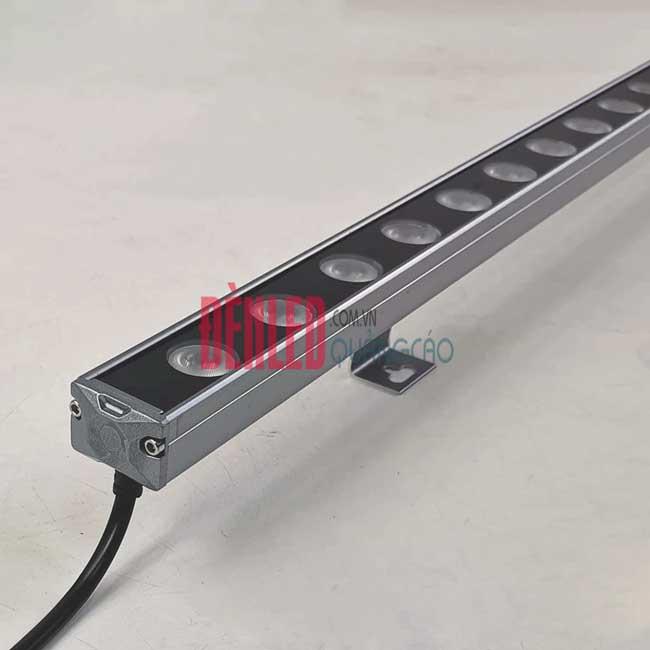 Đèn LED chiếu tường 24v 9w ngoài trời chống nước IP65 dạng thanh nhôm cao cấp DL-HT2401