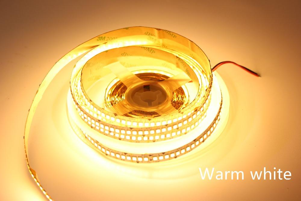 Đèn LED dây 12v 2835 240P cao cấp DL-12v-2835 3000k