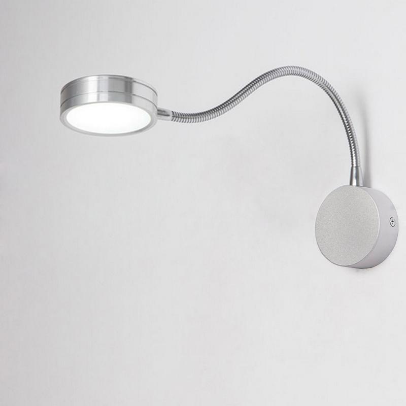 Đèn LED đọc sách đầu giường cao cấp 3w DL-DS02