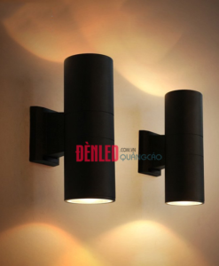 den-led-hat-tuong-2-dau-hinh-tru-ngoai-troi-10w-dht-02tr-black