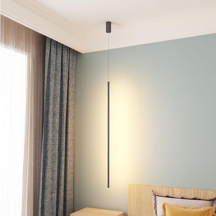 Đèn thả phòng ngủ LED trang trí đầu giường cao cấp DG-01 treo trần bắc âu