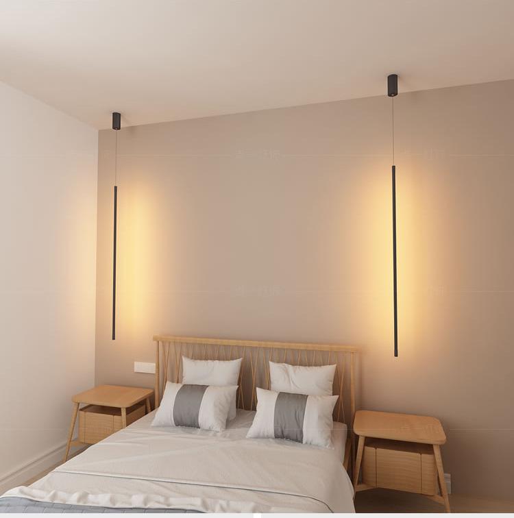 Đèn thả phòng ngủ LED trang trí đầu giường cao cấp DG-01 hiện đại