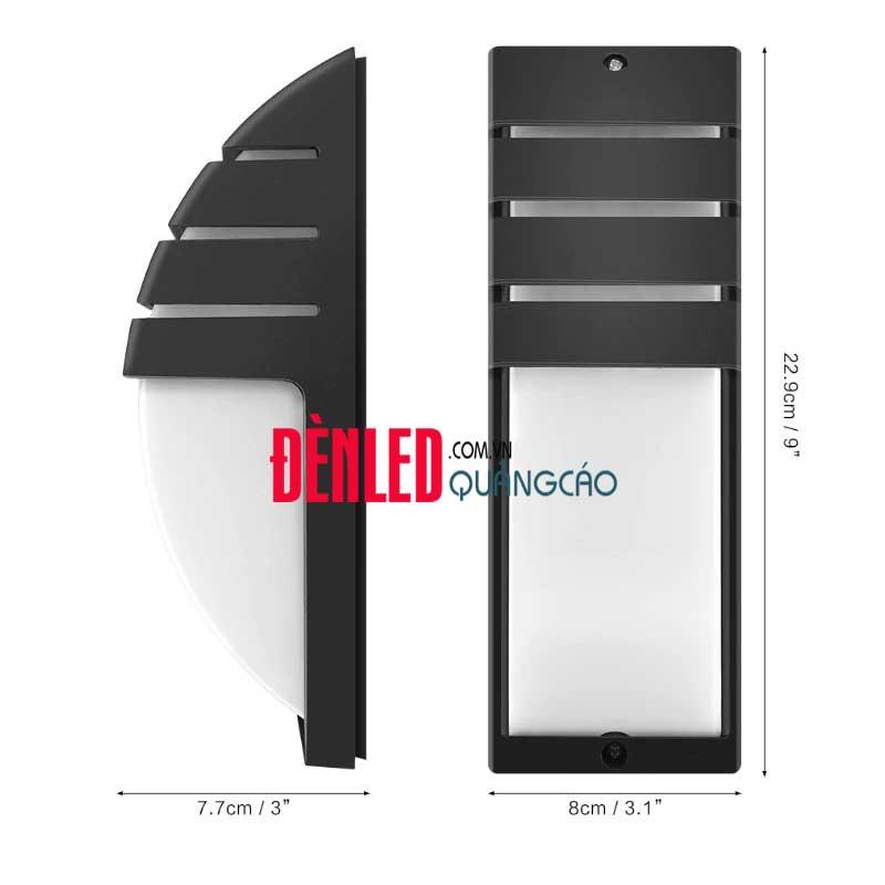 den-treo-tuong-led-ngoai-troi-12w-vo-den-black-dl-dht-6809-size