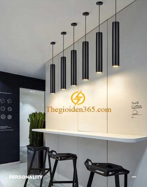 Đèn ống thả trần LED hiện đại TL-OB-07