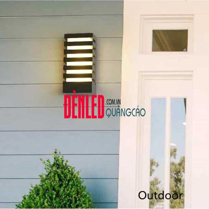 Đèn treo tường LED hiện đại 12w ngoài trời TL-DHT-6808D-use
