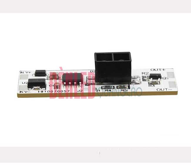 Mạch cảm biến vẫy tay công tắc bật tắt đèn led thanh nhôm 12v cao cấp DL-HZ-01-2