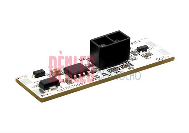 Mạch cảm biến vẫy tay công tắc bật tắt đèn led thanh nhôm 12v cao cấp DL-HZ-01