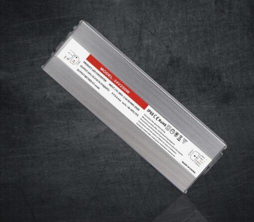 Nguồn đèn led 24V 250w - 10.41A chống nước IP67 cao cấp TL-24v-PW01